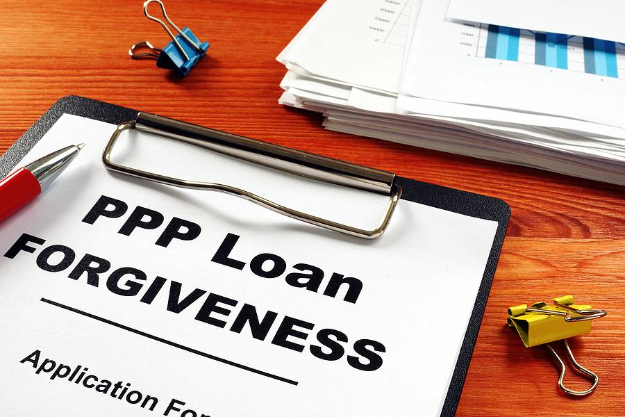 Paycheck protection loan program